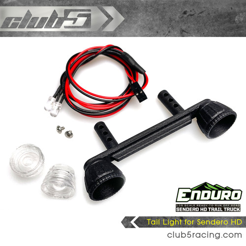 Tail Light for Element RC Enduro Sendero HD ( LED included )