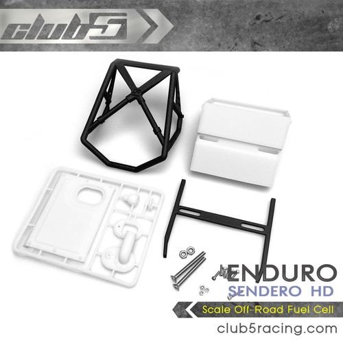Scale OFF-ROAD Fuel Cell for Element Enduro Sendero HD