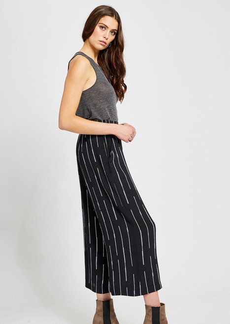 Ladder Stripe Pant