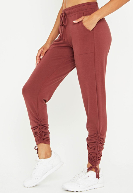 Morello Ruched Ankle Jogger