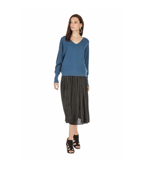 Bloomstick Pleated Skirt