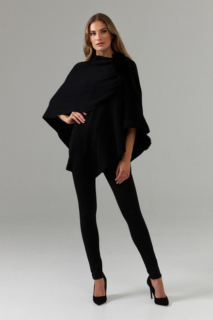 Fur Lined Cover Up One Size
