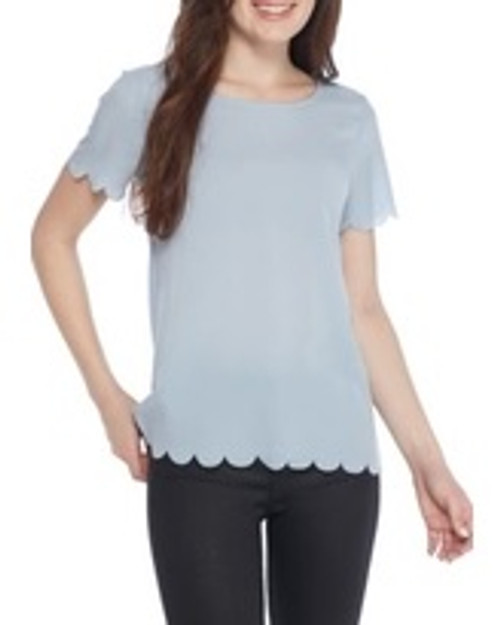 Scallop Top