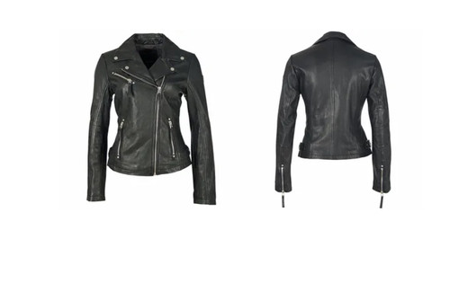 Pasja Leather Jacket