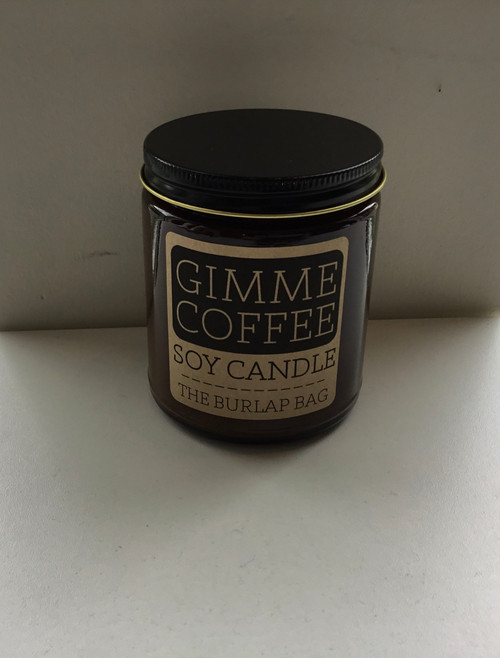 Gimme Coffee Candle