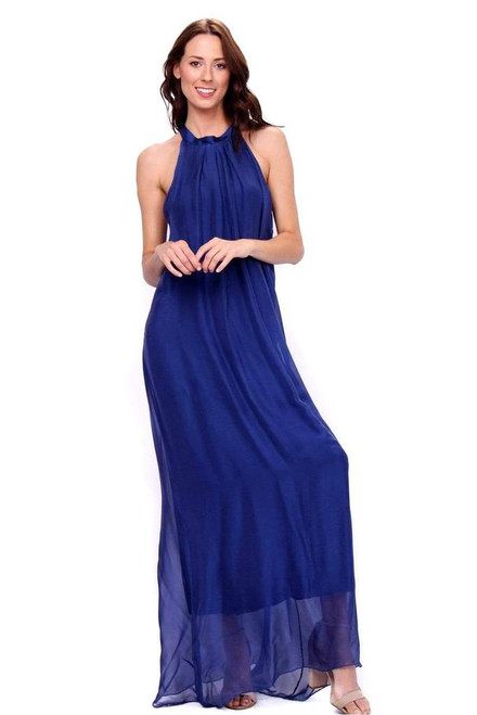 Tania Halter Maxi Dress