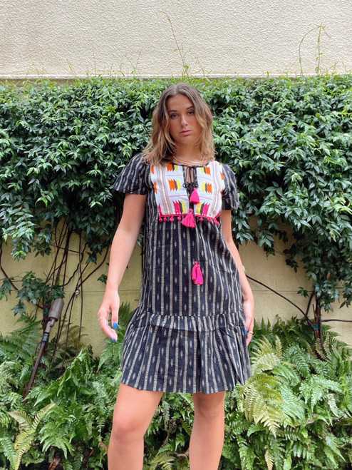 Betsy Embroidered Dress