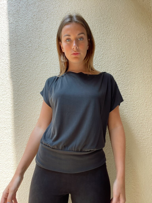Demi Banded Top