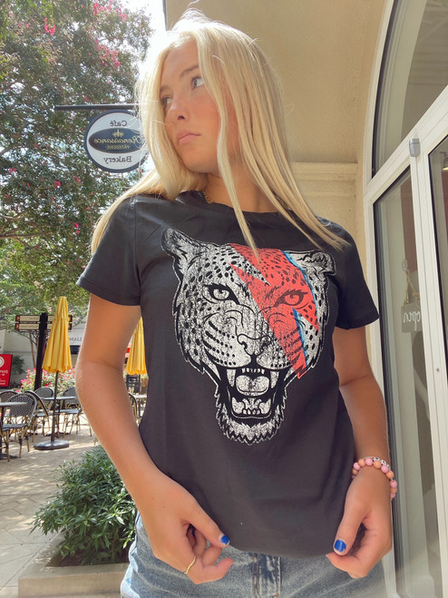 Bowie Tiger Tee