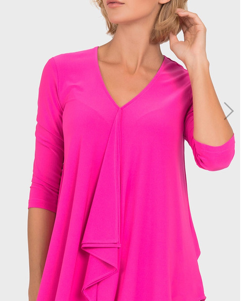 Center Drape Tunic