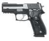 Sig Sauer P220 Equinox CALIFORNIA LEGAL - .45ACP