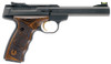 Browning Buck Mark Plus UDX Wood Grip CALIFORNIA LEGAL - .22 LR