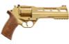 "Chiappa Firearms Rhino Gold 6"" Revolver CALIFORNIA LEGAL - .357 Mag"
