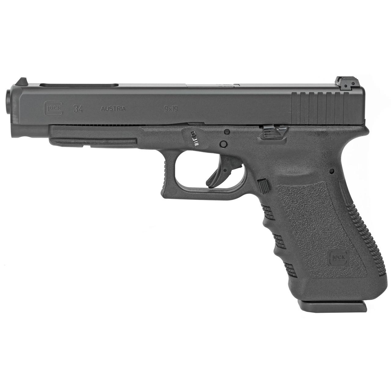 Glock 34 Gen3 CALIFORNIA LEGAL - 9mm