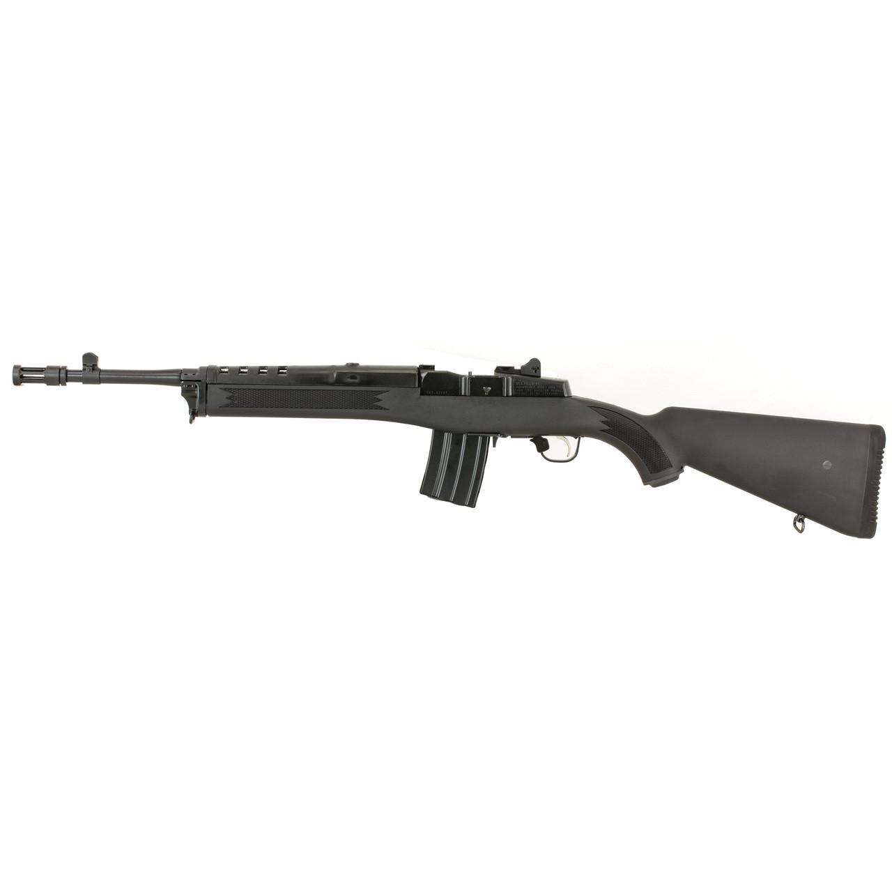 Ruger Mini 14 Tactical CALIFORNIA LEGAL -  223/5 56 - Black