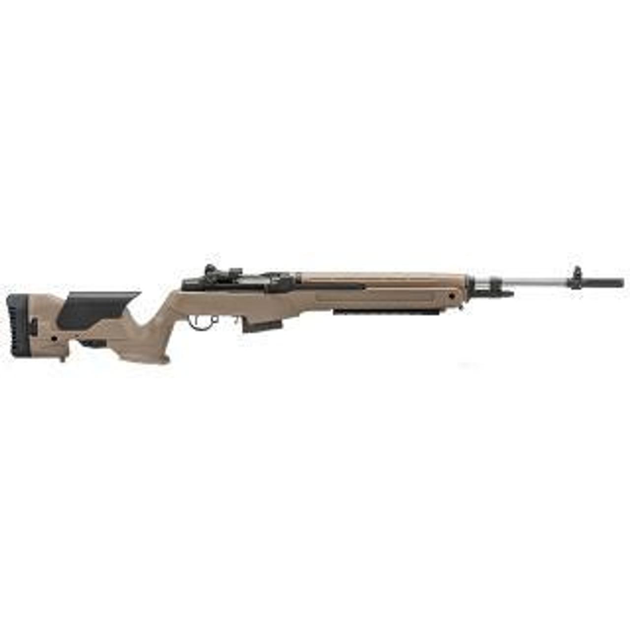 Springfield Armory M1A-Precision Adjustable Rifle Loaded-CALIFORNIA LEGAL-.308