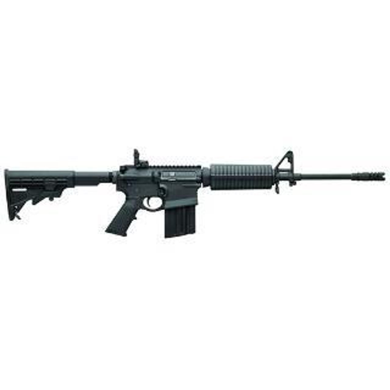 "DPMS RFLR-G2AP4 CALIFORNIA LEGAL .308 RIFLE 16"" BBL. 20-SH M4 6-POS STOCK"