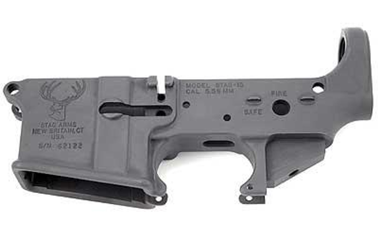 Stag Arms Lower- CALIFORNIA LEGAL
