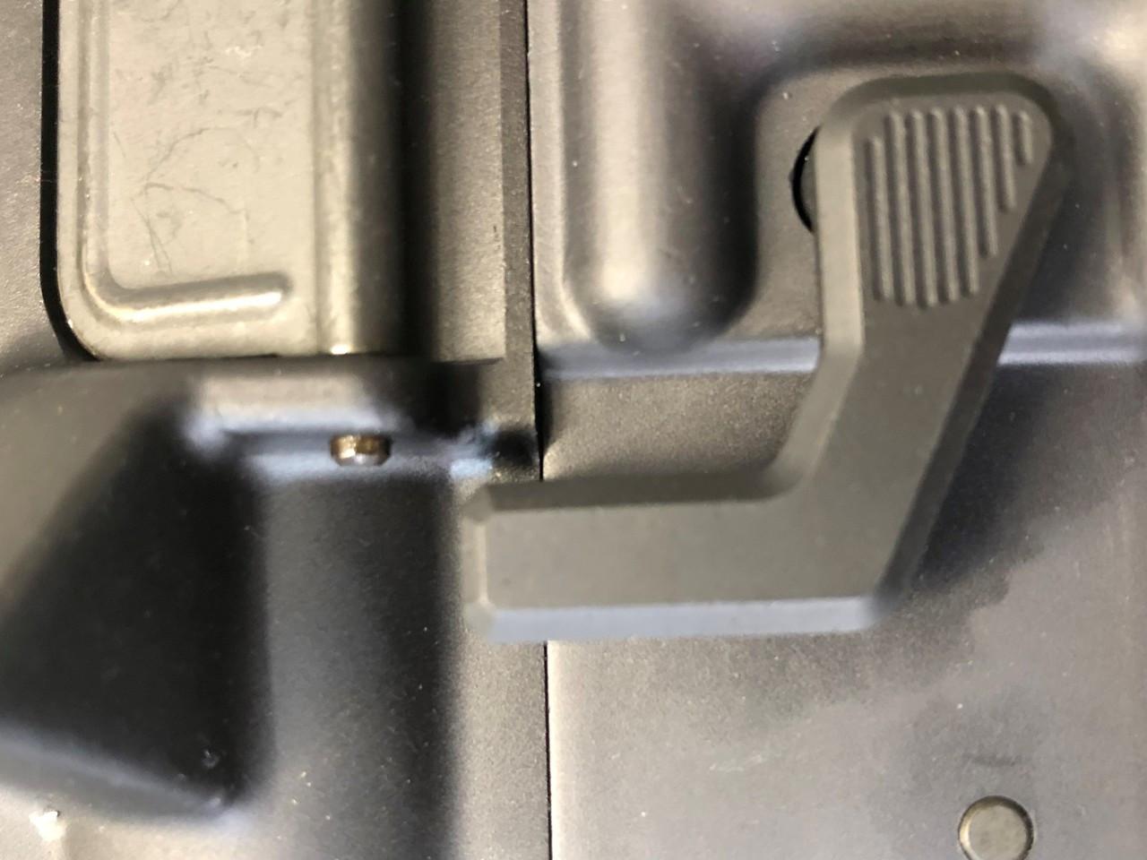 Barrett REC7 DI CALIFORNIA LEGAL - .223/5.56 - Tungsten Gray