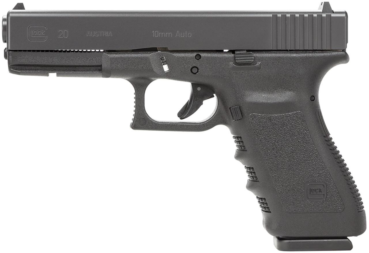 Glock 20SF Gen3 CALIFORNIA LEGAL - 10mm