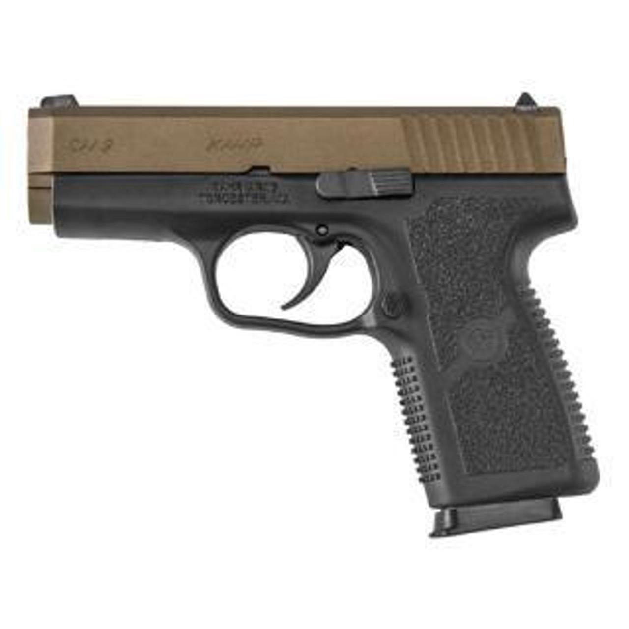 Kahr CW9 Burt Bronze CALIFORNIA LEGAL -9mm