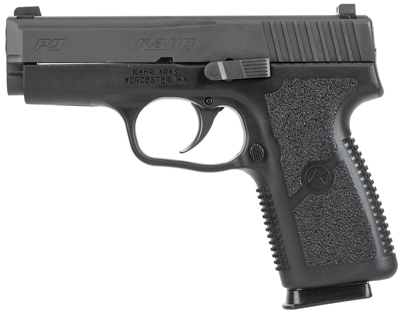 KAHR P9 CALIFORNIA LEGAL - 9mm