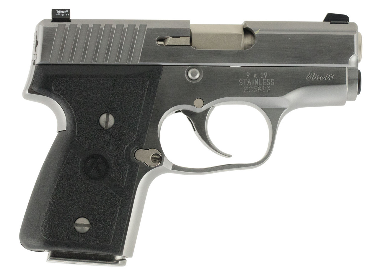 KAHR MK9 EL 2003 CALIFORNIA LEGAL - 9mm