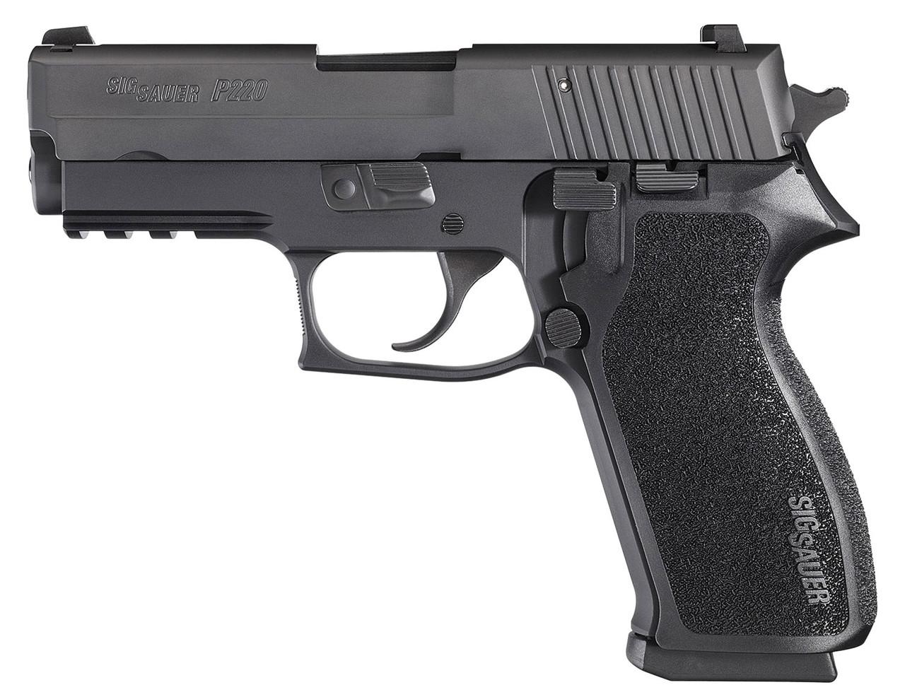 Sig Sauer P220 Carry CALIFORNIA LEGAL - .45ACP