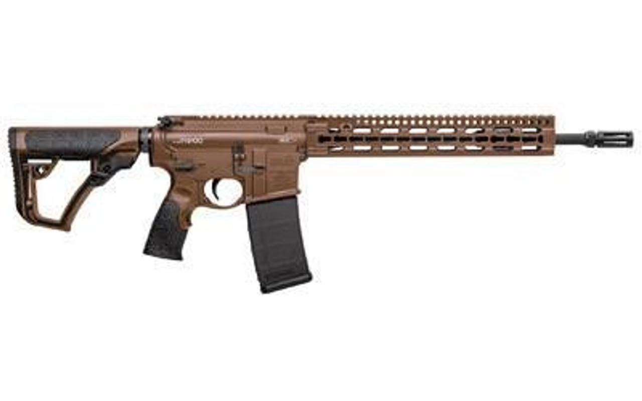 Daniel Defense M4 V11 (MLOK) CALIFORNIA LEGAL- .223/5.56- BROWN