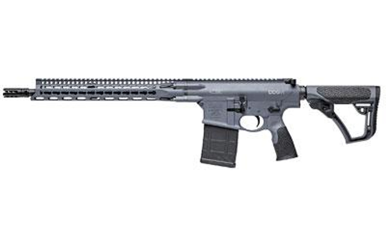 Daniel Defense DD5 V1 CALIFORNIA LEGAL-7.62- Tornado Grey