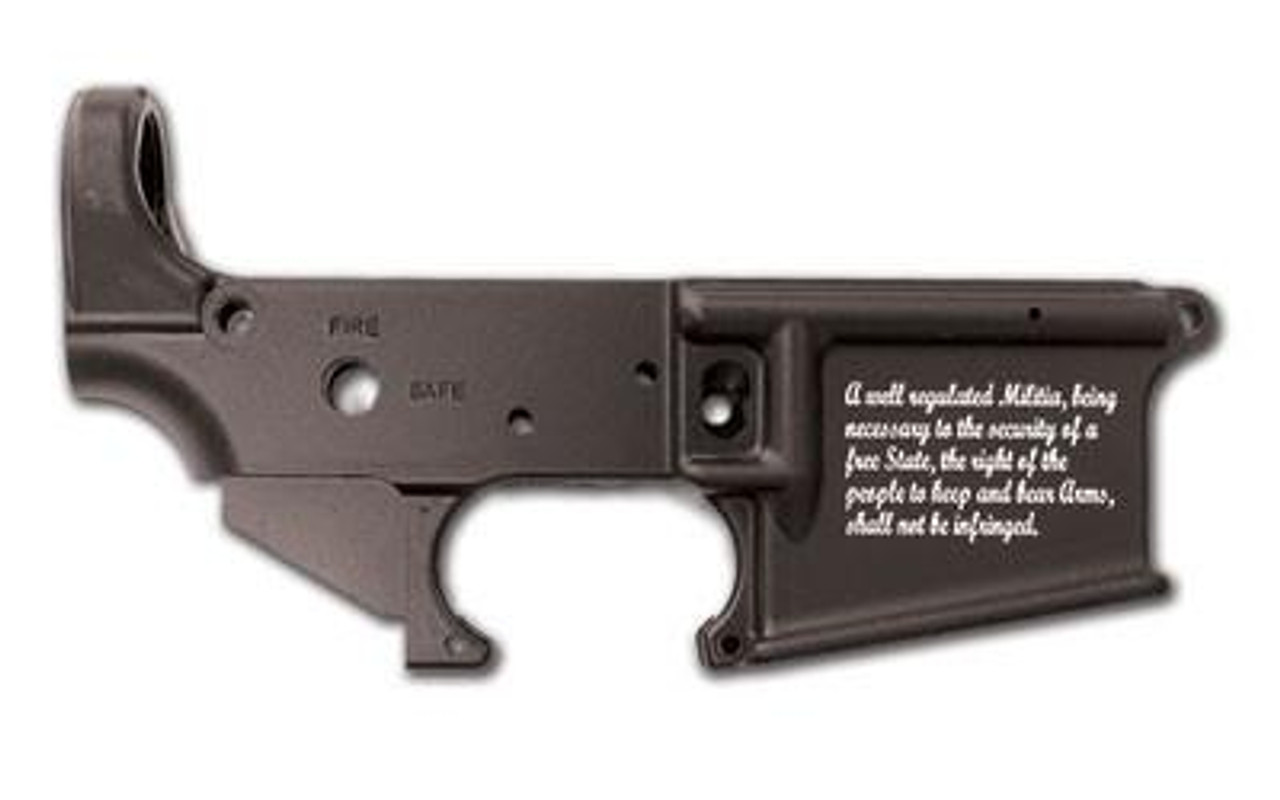 Stag Arms Stripped Lower 2ND AMEND- CALIFORNIA LEGAL