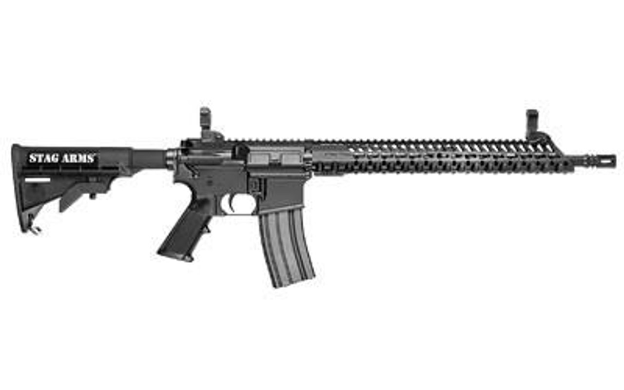 Stag Arms STAG-15 M3TM CALIFORNIA LEGAL - 5.56