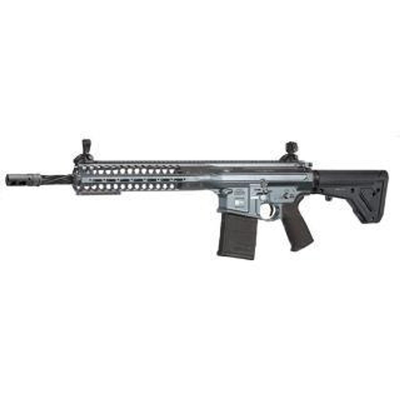 LWRC CSASS CALIFORNIA LEGAL - .308/7.62x51 - Sniper Gray