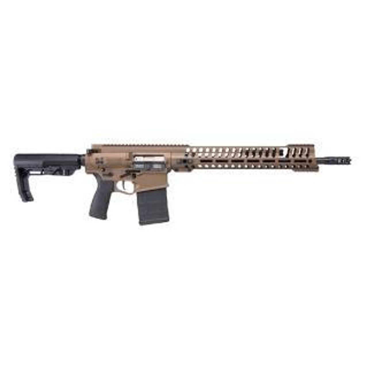 POF P-308 Edge Gen4 16in CALIFORNIA LEGAL -.308- Burnt Bronze