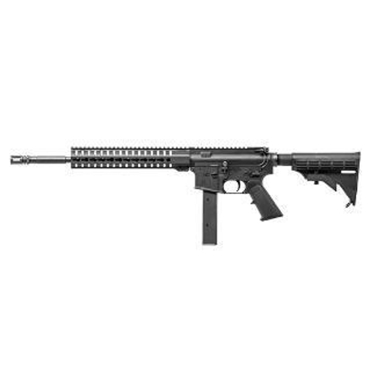 CMMG Mk9 T M4LE CALIFORNIA LEGAL -9mm