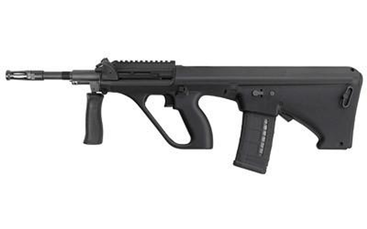 Steyr Arms AUG A3 M1(Short Rail) NATO STOCK CALIFORNIA LEGAL 5.56- Black