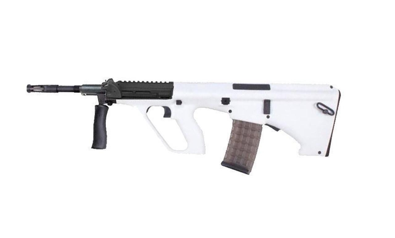 Steyr Arms AUG A3 M1(Short Rail) CALIFORNIA LEGAL 5.56- WHITE