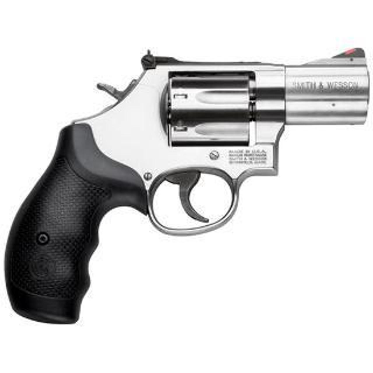 "Smith & Wesson 686+ 2.5"" - California Legal .357"