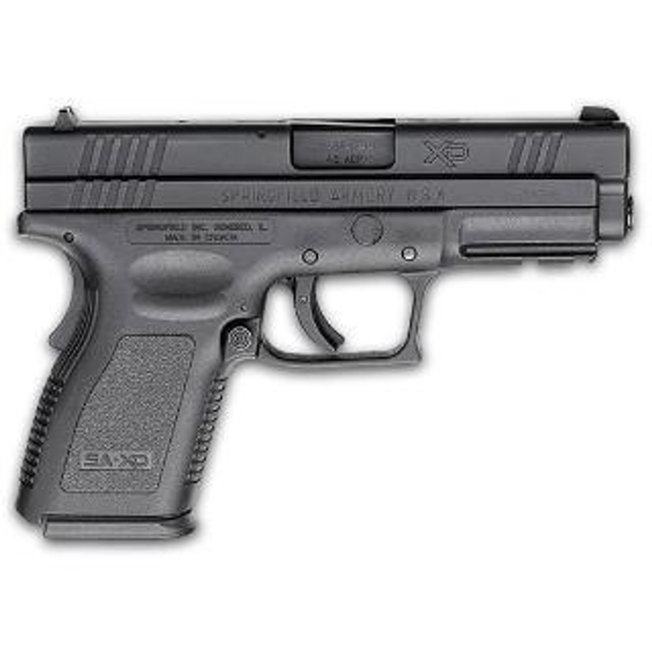 """Springfield Armory XD45 Compact Essentials 4"""" - California Legal"""