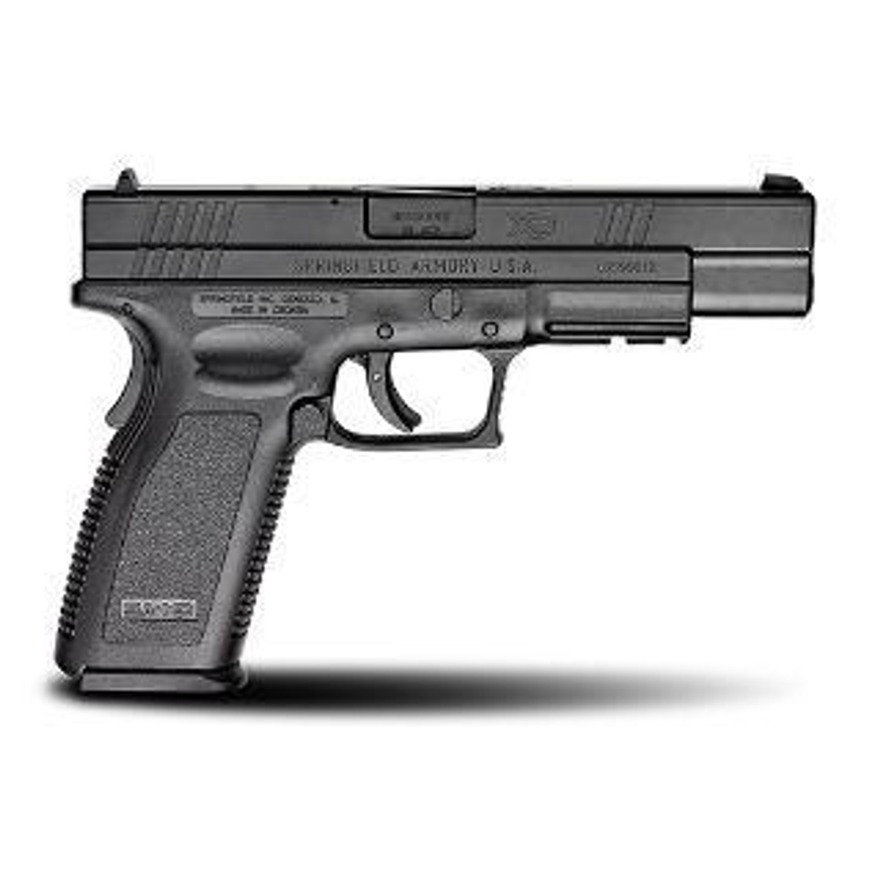 """Springfield Armory XD45 Tactical Essentials 5"""" - California Legal"""
