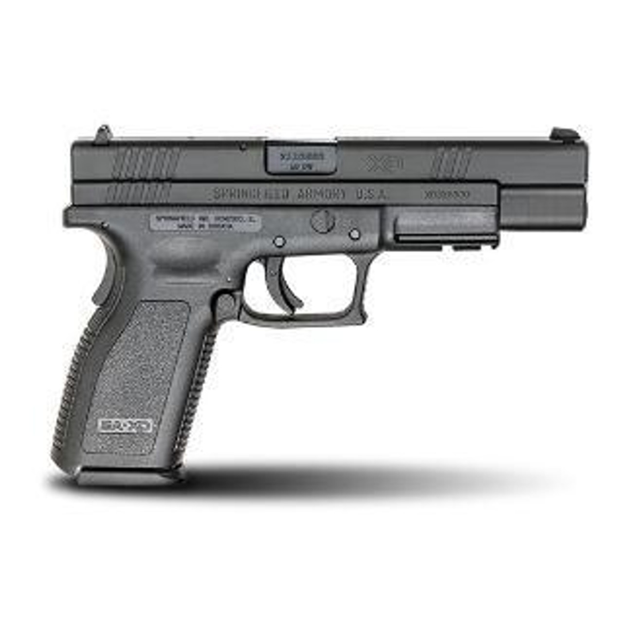 """Springfield Armory XD40 Tactical Essentials 5"""" - California Legal"""