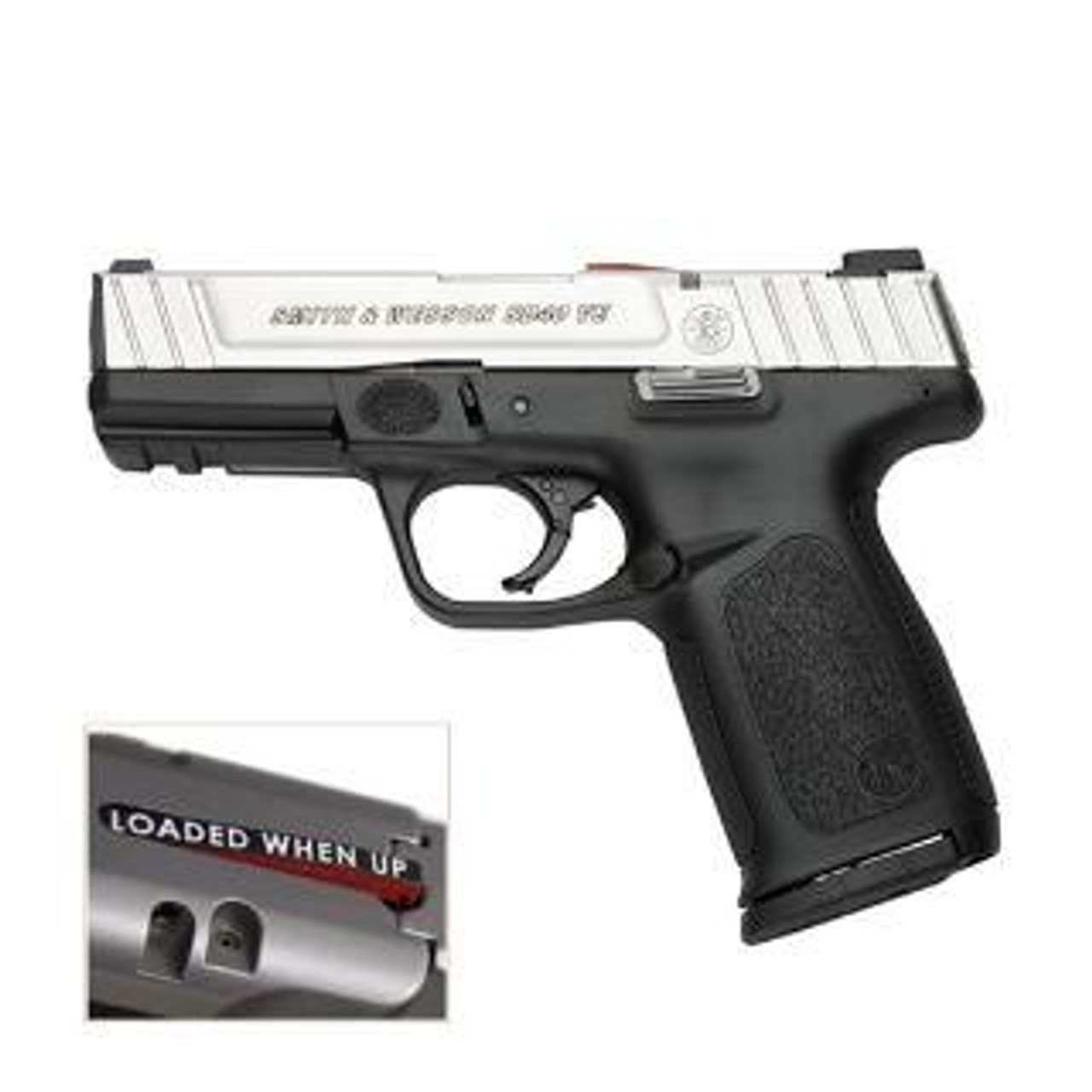 Smith & Wesson SD40 VE - California Legal