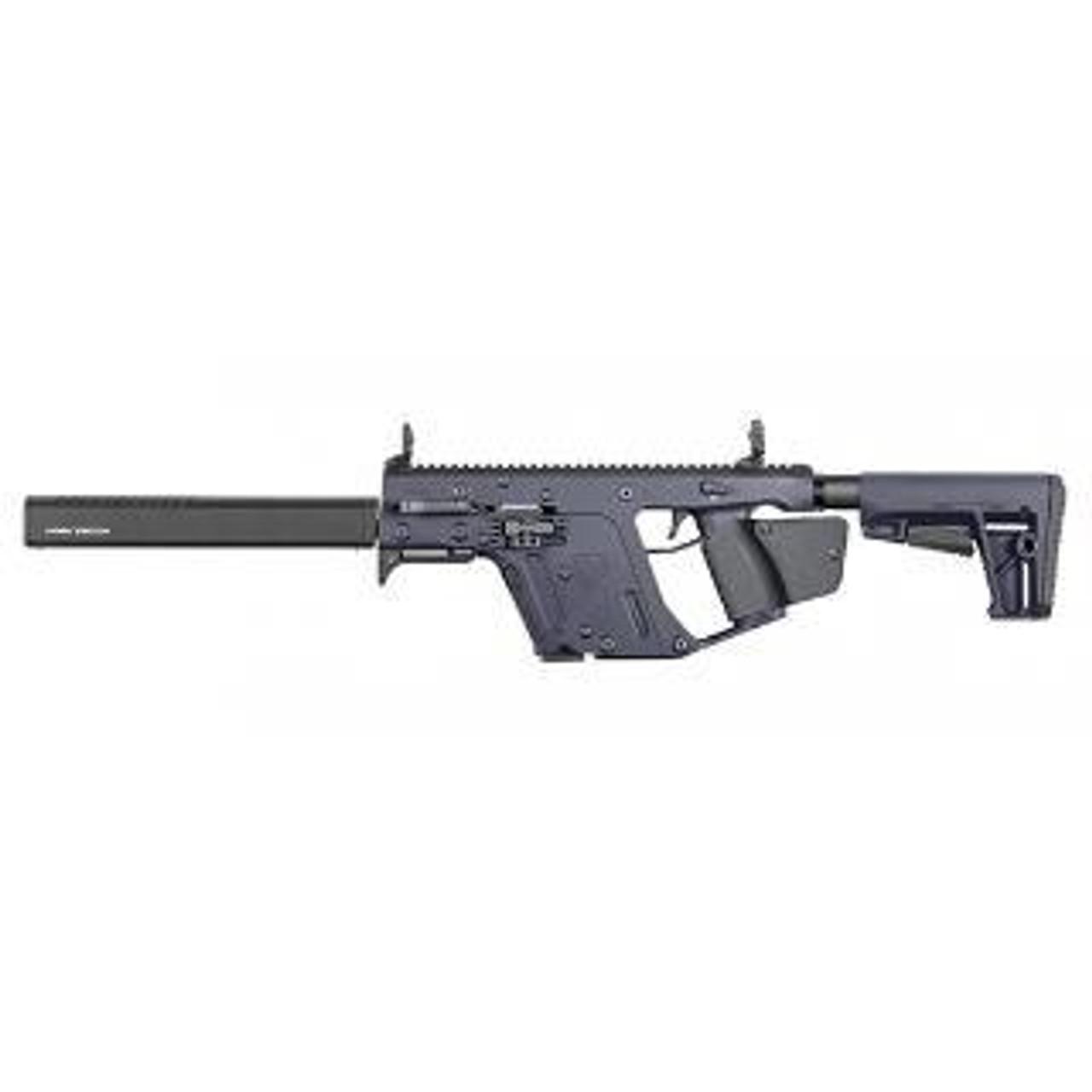 Kriss Vector - Combat Gray - Factory California Legal - 10mm