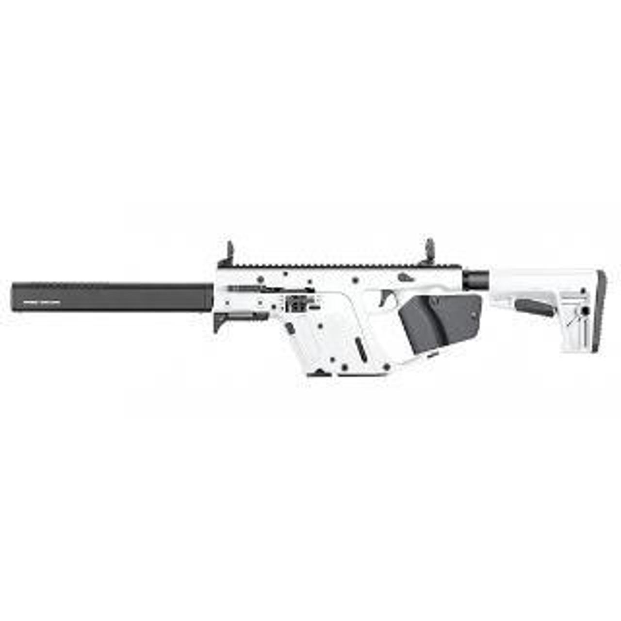 Kriss Vector -  Alpine White - Factory California Legal - 9mm
