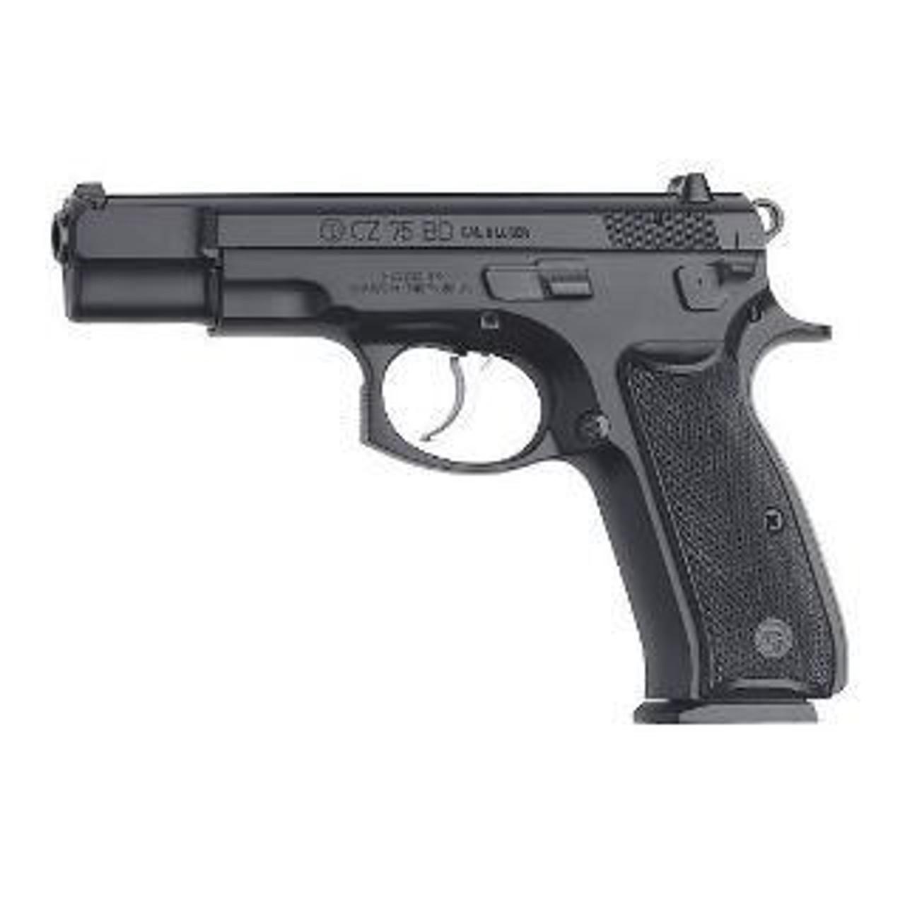 CZ 75 BD 9mm - California Legal