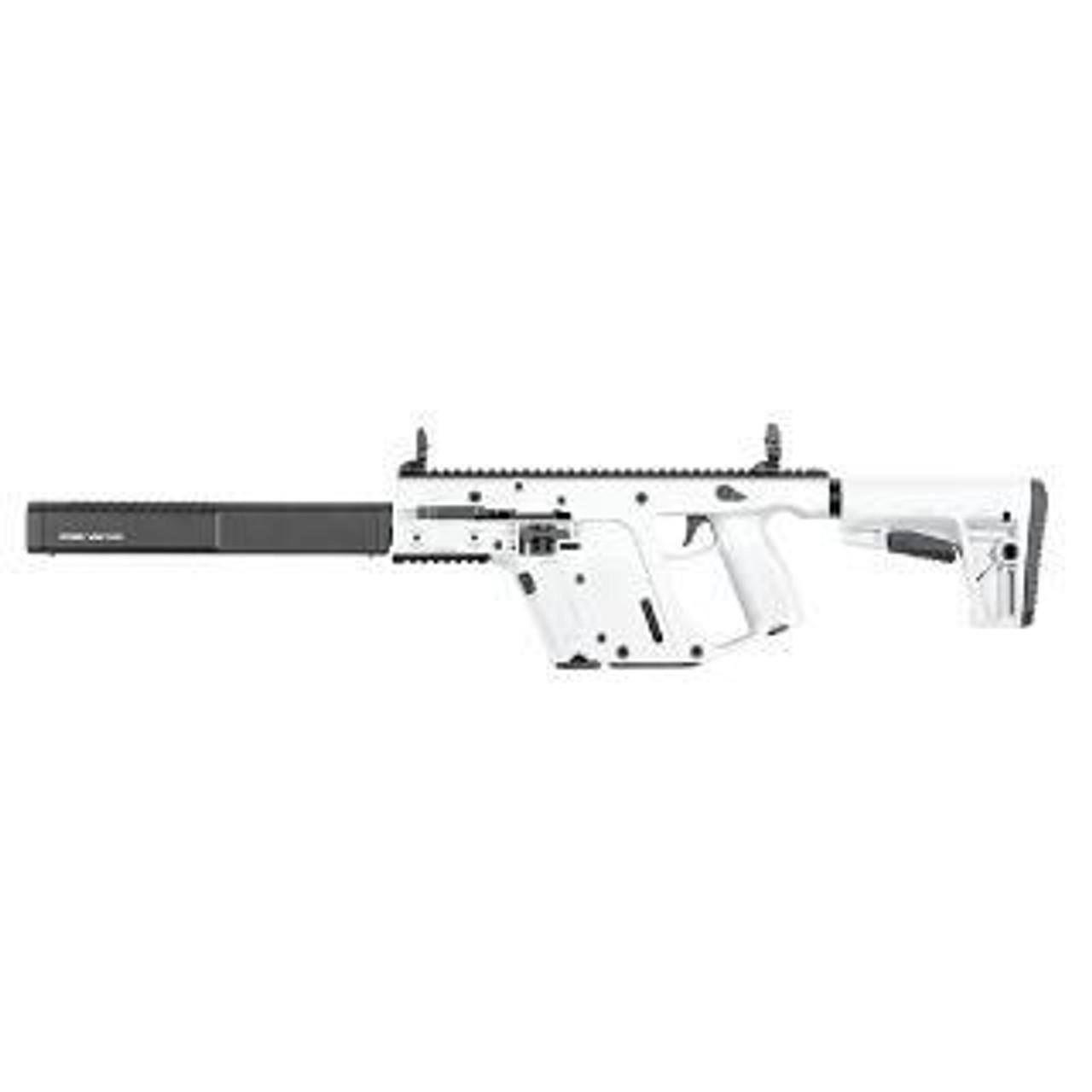 Kriss Vector CRB G2  Alpine White - California Legal - 10mm