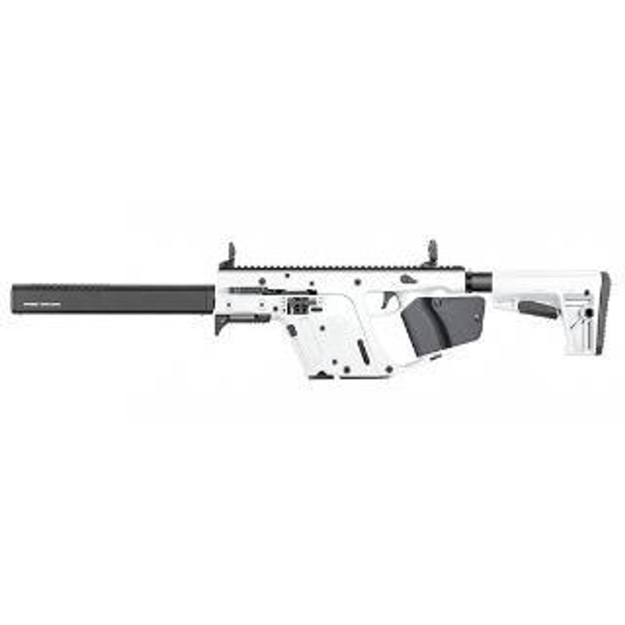 Kriss Vector 9mm, Alpine White - California Legal