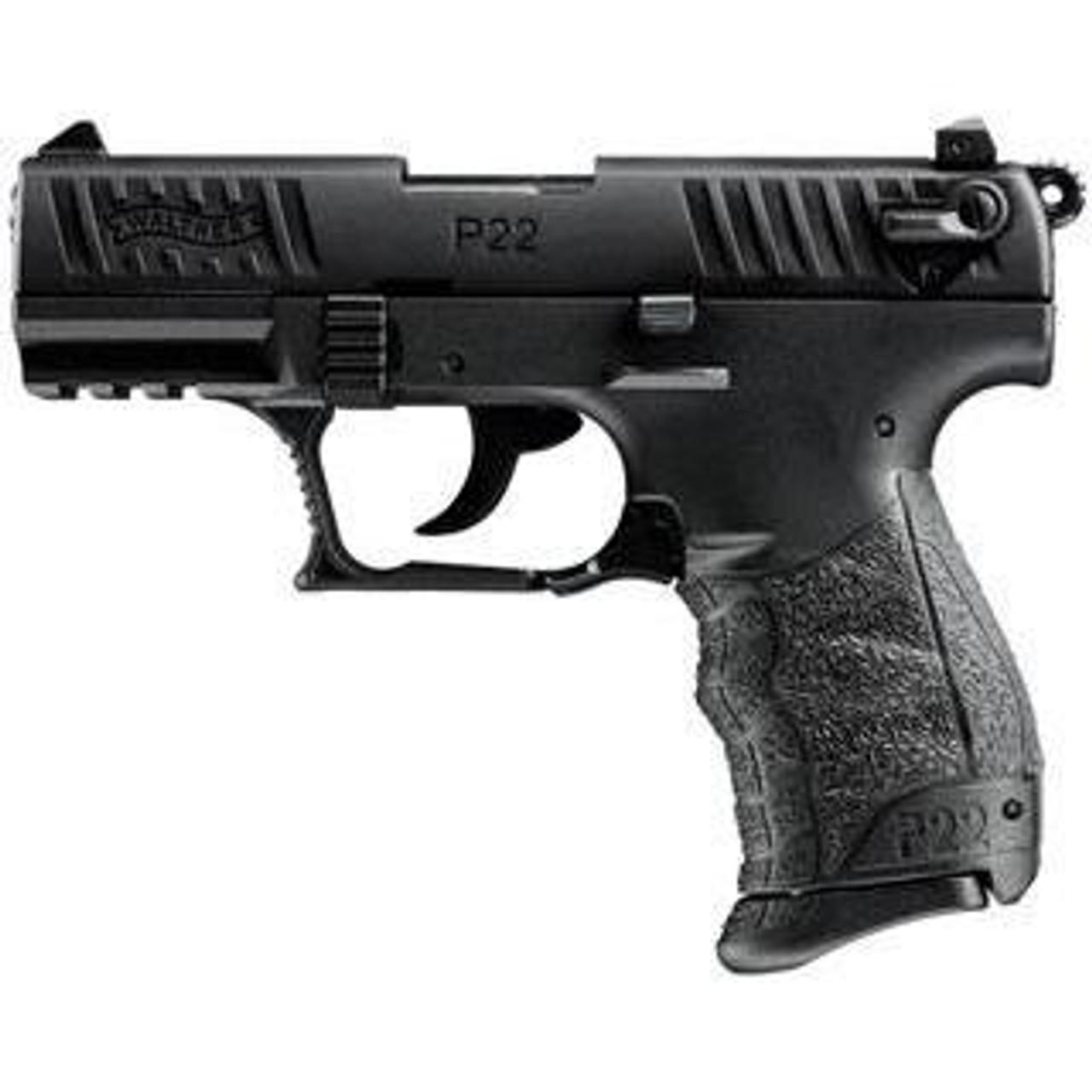 "Walther P22CA 3.42"" - California Legal"