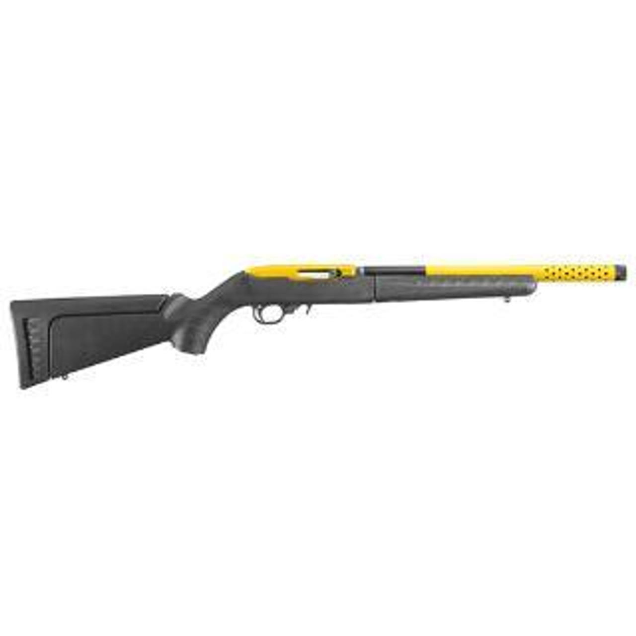 Ruger 10/22 Takedown Lite CALIFORNIA LEGAL  - .22LR - Contractor Yellow