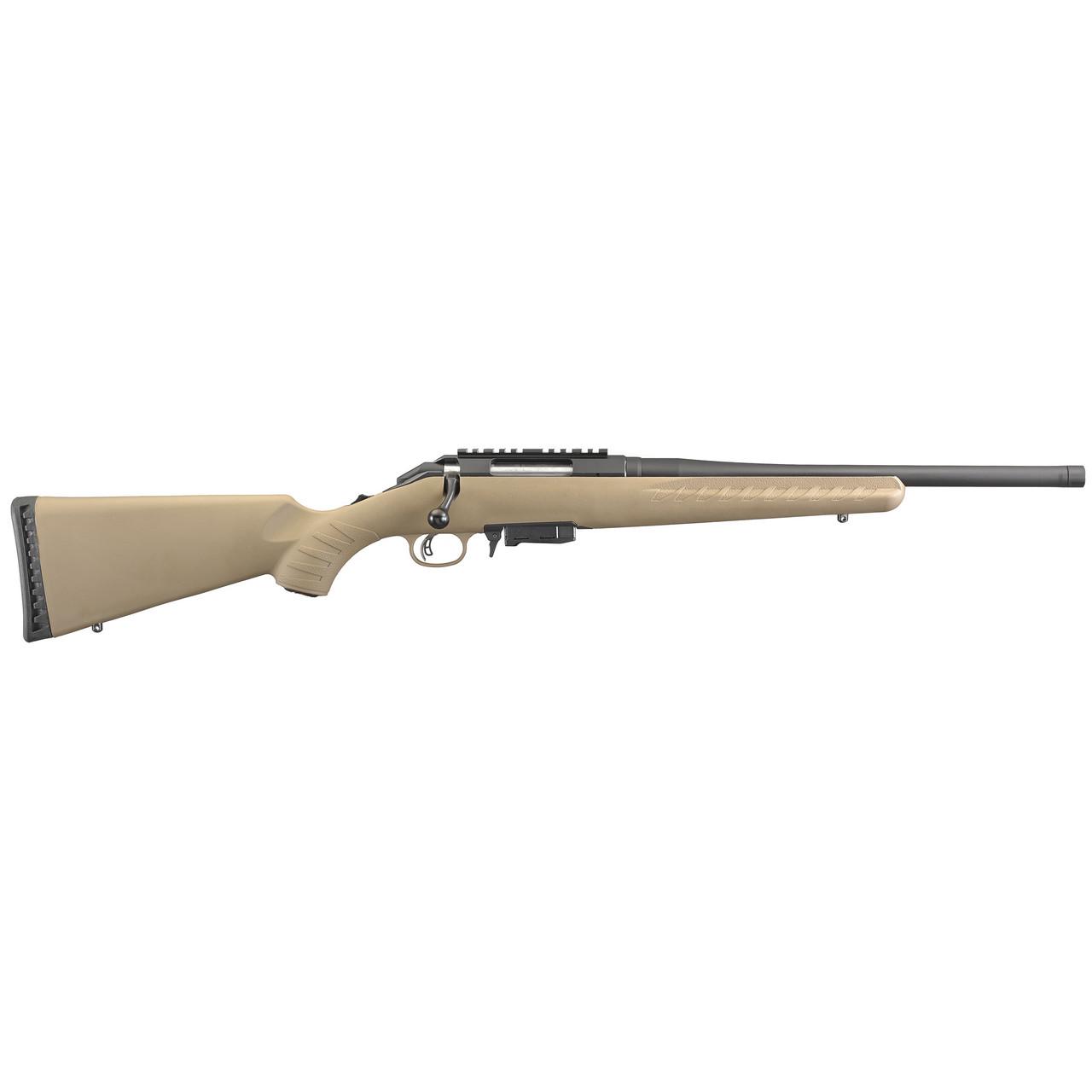 Ruger American Ranch Rifle CALIFORNIA LEGAL - 7.62x39 - FDE